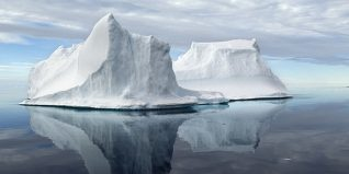 """Glaciers as """"global thermometers"""" show the fast pace of melting in a warming world"""
