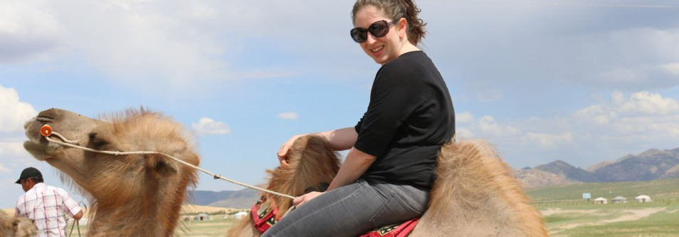 MISSIVES FROM MONGOLIA: CHASING DOWN THE ICE AGE