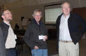 Richard Alley, Wallace Broecker and George Denton worked with the late Gray Comer to establish an international abrupt climate change research program.