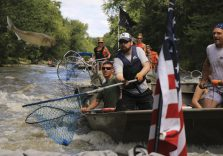 PROTECTING THE GREAT LAKES – BIOLOGISTS TURN OUT FOR ASIAN CARP-CATCHING TOURNAMENT