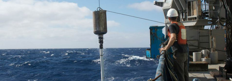 "SCIENTISTS INVESTIGATE HOW THE ""OCEAN PUMP"" IS SLOWING GLOBAL WARMING"
