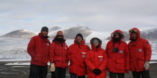 SCIENTISTS SEARCH ANCIENT ICE FOR CLUES AS GREENLAND ICE MELT RAPIDLY INCREASES