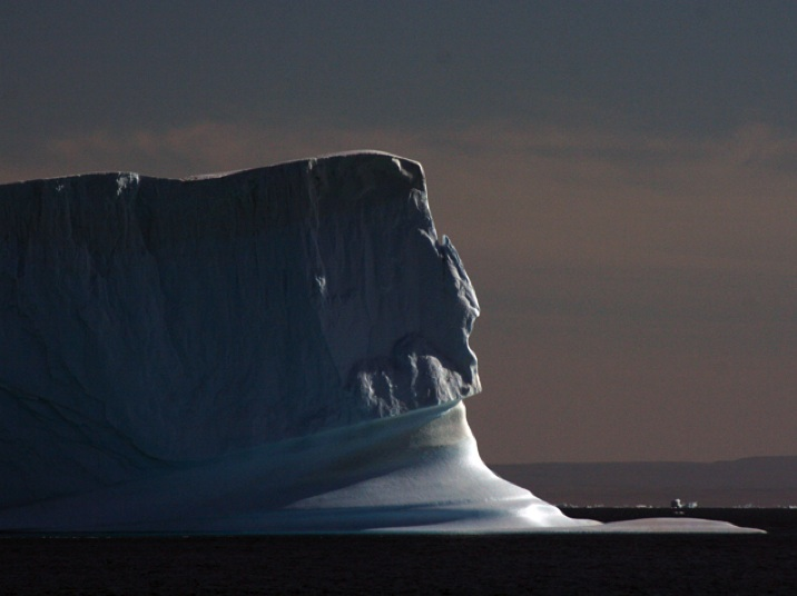 Courtesy of Richard Alley   As the earth loses dramatic ice monuments to global warming, the meltwater is raising sea levels and threatens coastal areas with flooding.