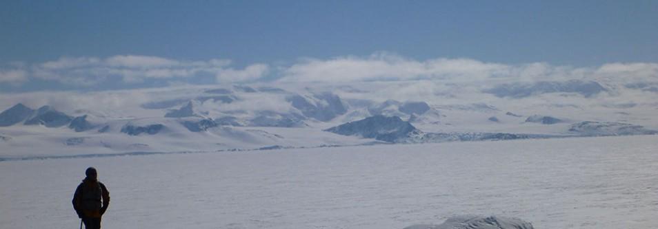 FROM GRANITE TO GLACIER: RECREATING ANTARCTICA'S ICE AGE PAST