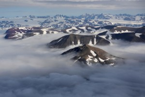 Greenland was warmer by 3-5 degrees Celsius during the last interglacial period, approximately 120,000 years ago.