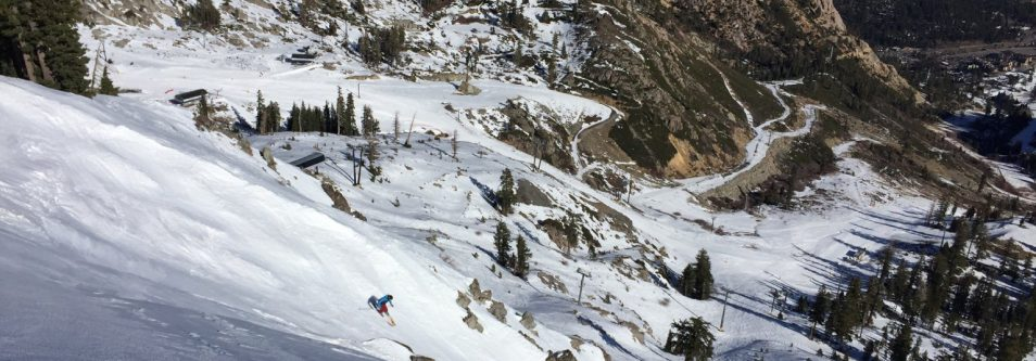 REDUCED SNOWPACK DUE TO CLIMATE CHANGE MEANS MORE WATER WOES FOR CALIFORNIA