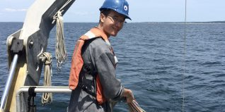 Breaking down clues to climate change from ocean floors to measure iceberg melting