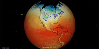 Climate change continues as a global crisis amid COVID-19—and it's the greater threat