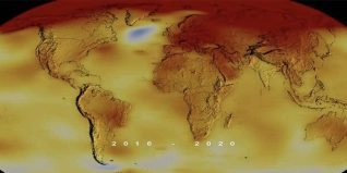COVID-19's minimal climate impact highlights need for momentous action now
